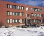 Building, 708 West Bancroft