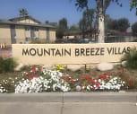 Mountain Breeze Villas, San Gorgonio High School, San Bernardino, CA