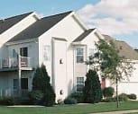 Exterior, Hunter's Trail Condominiums