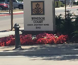 Windsor Court/Stratford Place, St Paul'S Lutheran School, Garden Grove, CA