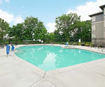 Pool, Columbia View Apartments