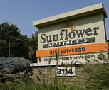 Sunflower Apartments, Zeeland charter, MI