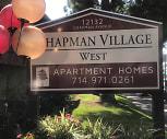Chapman Village West Apartments, Lake Intermediate School, Garden Grove, CA
