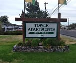 Tower Apartments, 97838, OR