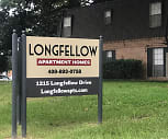 Longfellow Apartments, Marshall Middle School, Beaumont, TX