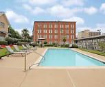 Pool, Lee Hardware Apartments