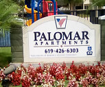 Palomar Apts, San Diego, CA
