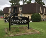 Twin Pines Apartments, Magnolia, MS