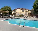 Pool, Desert Heights Apartments