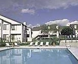 Pool, Village Drive Apartments