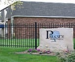 Parkside Apartments, Wiley Elementary School, Urbana, IL