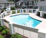 Seasonal Swimming Pool, Orchard Park Apartments