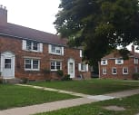 Milpine Garden Apartments, Huth Road School, Grand Island, NY