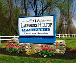 Lakeshore Hill Top Apartments, St Patrick School, White Lake, MI