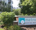 Community Signage, Metro Marina Bay