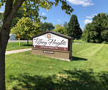 Tiffany Heights Apartments, Indian Village Elementary School, Fort Wayne, IN