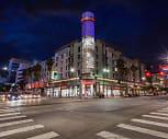 sunset + vine, Hollywood, CA