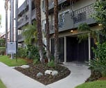 Newcastle Towers Apartments, Nestle Avenue Charter School, Tarzana, CA