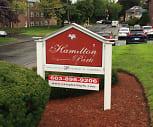 Hamilton Park, Methuen High School, Methuen, MA