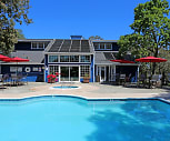 Pool, Bay Village Apartments