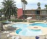 Royal Palms, University High School, Tucson, AZ
