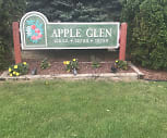 Apple Glen Apartments, Holy Apostles Elementary School, New Berlin, WI