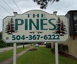 The Pines Apartments, Terrytown, LA