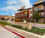 Community Signage, Gateway Pines