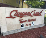 Canyon Creek Townhomes, Temple, TX
