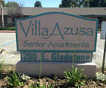 Villa Azusa Senior Apartments, Citrus College, CA