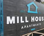 Mill House I & II, Oak Cliff, Dallas, TX