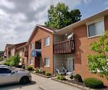 Fairfield Apartments, Fairfield Middle School, Fairfield, OH
