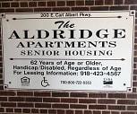 Aldridge Senior Apartments, 74501, OK