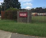 Hoover Road, YE Smith Elementary Museum School, Durham, NC