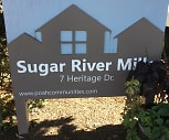 Sugar River Mills, 03743, NH