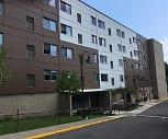 Conneaut Manor Apartments, Gateway Elementary School, Conneaut, OH