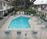 Pool, Pine Terrace Apartments