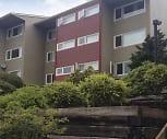 Bayshore Apartments, Astoria, OR