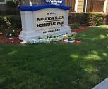 Moulton Plaza, Nimitz Elementary School, Sunnyvale, CA