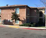 Creekside Village Apartments, Vista Preparatory Academy, Red Bluff, CA