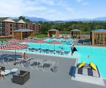 Pool, Residences at Lakeside