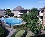 Pool, Bennington Square