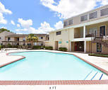 Pool, Newport At Clearlake Apartment Homes