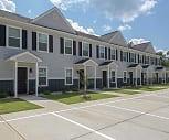 Building, Barrington Apartments