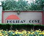 Sign, Holiday Cove