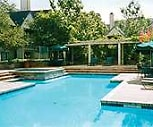 Take a dip in our refreshing pool..., Cobblestone Village