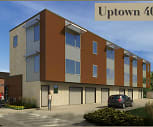 Uptown Apartments, College Station, TX