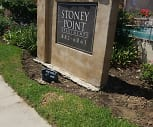 Stoney Point Apartments (formerly Canoga Avenue Apts.), Sierra Canyon School, Chatsworth, CA