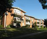 Pinecrest Apartments, Central Elementary School, Brecksville, OH