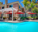 Pool, Villas at Park La Brea Apartments